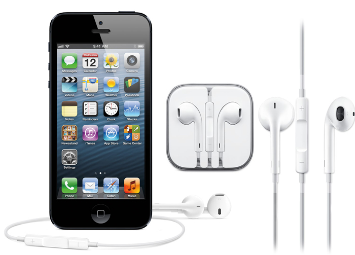 Tai nghe EarPods iPhone 5