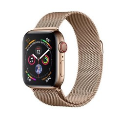 Apple Watch Series 4 40mm Gold Thép Milanese (Mới 99%)