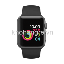 Apple Watch 3 - 42mm Space Gray Aluminum/ Sport Brand Gray (GPS) (Chưa Act - Trôi bảo hành)