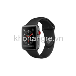 Apple Watch 3 - 38mm Space Gray Aluminum/ Sport Brand Gray (GPS + Cellular) (Full VAT)