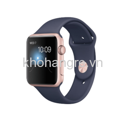 MQ152 - Apple Watch 2 - 42mm Gold Aluminum/ Midnight Blue/ Sport Band (GPS) (Full VAT)