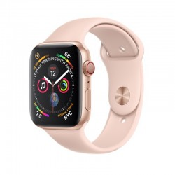 Apple Watch Series 4 44mm Esim, Viền Nhôm, Dây Cao Su - NEW