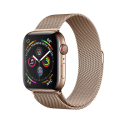 Apple Watch series 5 44mm Thép, Dây Milanes - New Fullbox