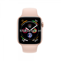 Apple Watch series 5 44mm Esim, Viền Nhôm, Dây Cao Su - New Fullbox
